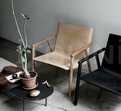 Кресло 1085 Edition lounge фабрика Kristalia