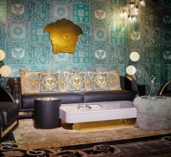 Настольная лампа La Coupe Des Dieux Table lamp фабрика Versace Home