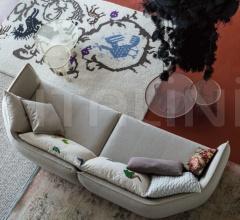 Модульный диван Chamfer фабрика Moroso
