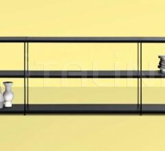 Итальянские элементы кухни - Металлическая структура Image фабрика Euromobil