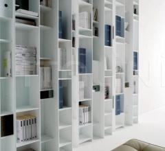 Книжный стеллаж BYBLOS фабрика Ozzio