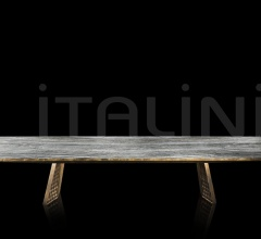 Стол обеденный Stealth Table фабрика Henge