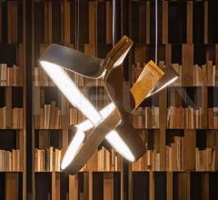 Книжный стеллаж Bistrot S фабрика Henge