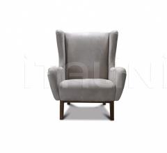 Кресло Brigitte фабрика Ulivi Salotti