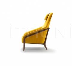 Кресло ADELE HIGH фабрика Ulivi Salotti