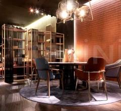 Книжный стеллаж CLAIRE фабрика Ulivi Salotti