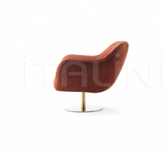 Кресло JADE LUXURY SWING фабрика Ulivi Salotti