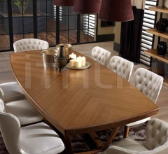 Стол обеденный Major Loop фабрика Ulivi Salotti