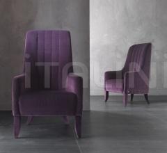 Итальянские стулья, табуреты - Стул с подлокотником Cleo фабрика Rugiano