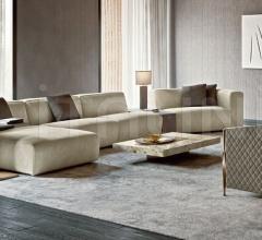 Модульный диван FREUD фабрика Rugiano