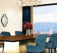 Итальянские настенные светильники - Настенный светильник 0690A01 With Mirror фабрика Beby Group
