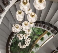 Итальянские потолочные светильники - Потолочный светильник 7620B01 фабрика Beby Group