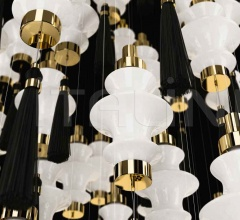 Итальянские свет - Потолочный светильник 7620B01 фабрика Beby Group