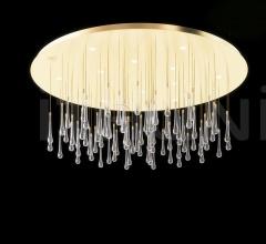 Итальянские потолочные светильники - Потолочный светильник 7630B04 фабрика Beby Group