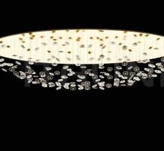 Итальянские потолочные светильники - Потолочный светильник 0210B15 фабрика Beby Group
