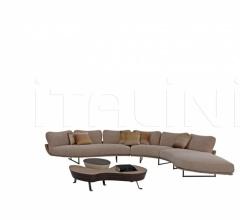 Модульный диван Freespirit Curvo фабрика IL Loft