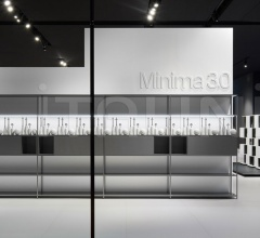Модульная система MINIMA 3.0 NEWS 2019 фабрика Mdf Italia
