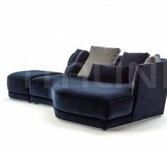 Модульный диван FOSTER фабрика Frigerio