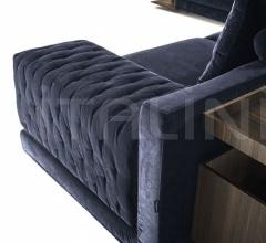 Модульный диван MILLER DOUBLE фабрика Frigerio