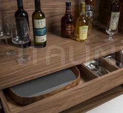 Итальянские шкафы барные - Бар ATLANTE BAR фабрика Porada