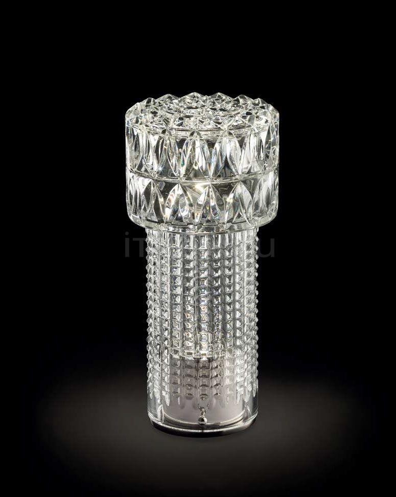Настольная лампа Diamante 8150/LG Italamp