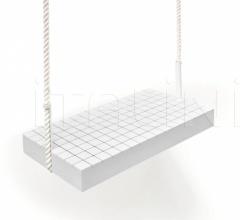 Итальянские скамейки - Качели Softswing фабрика Lago