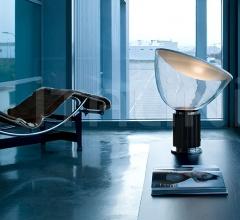 Настольный светильник Taccia фабрика Flos