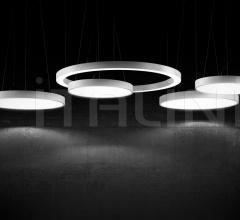 Подвесной светильник Silver Ring фабрика Panzeri