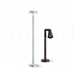 Итальянские уличные светильники - Напольный светильник Belvedere Clove фабрика Flos