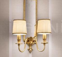 Бра Brass&Spots VE 1076 A2 фабрика Masiero