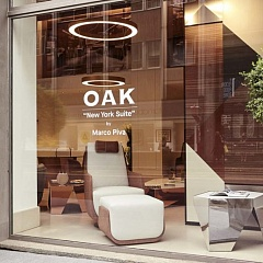 40-летнее сотрудничество OAK с Марко Пива - Итальянская мебель