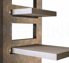 Книжный стеллаж Twin 602/K320x220 фабрика IDL Export