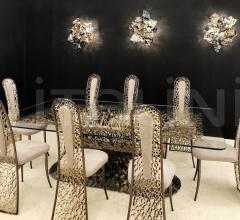Стол обеденный Goldenart 599/T240x140 фабрика IDL Export
