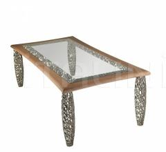 Стол обеденный Curvy-Chic 448/T253x123 фабрика IDL Export