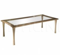 Стол обеденный Curvy 612/T253x123 фабрика IDL Export