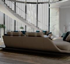 Модульный диван SEGNO SOFA CHAISE LONGUE фабрика Reflex