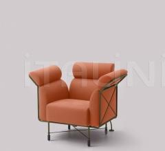 Кресло Agevole фабрика Busnelli