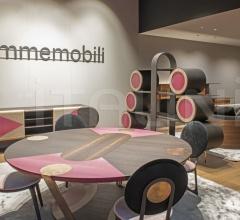 Книжный стеллаж Roue фабрика Emmemobili