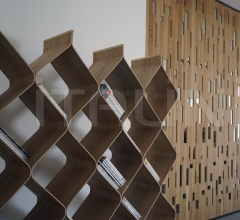 Итальянские декоративные панели - Панель Stelines Boiserie фабрика Emmemobili