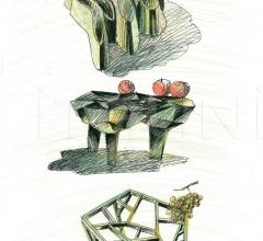 Скульптура out of scale scogliera фабрика Alias