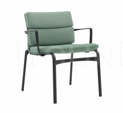 Кресло frame 52 soft фабрика Alias