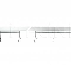 Стол frametable фабрика Alias
