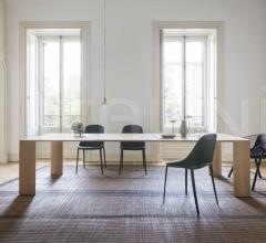 Стол обеденный hiwood table фабрика Alias