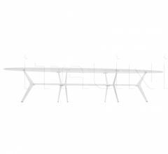 Стол обеденный biplane фабрика Alias