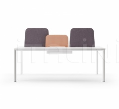 Письменный стол landscape system фабрика Alias