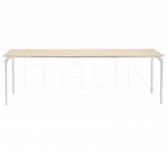 Письменный стол tec фабрика Alias