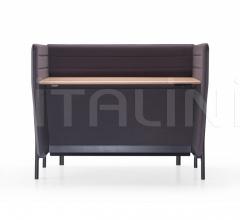 Письменный стол eleven high desk adjustable фабрика Alias