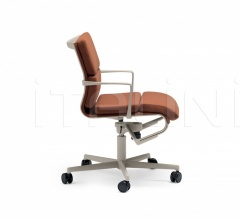 Кресло rollingframe 52 soft фабрика Alias