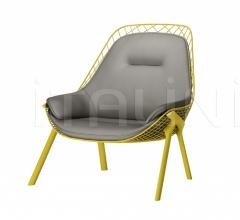 Кресло gran kobi фабрика Alias