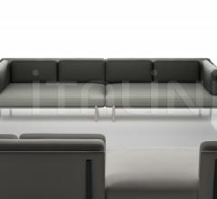 Модульный диван twelve фабрика Alias
